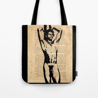 He Worked on His Father's Fishing Boat Tote Bag