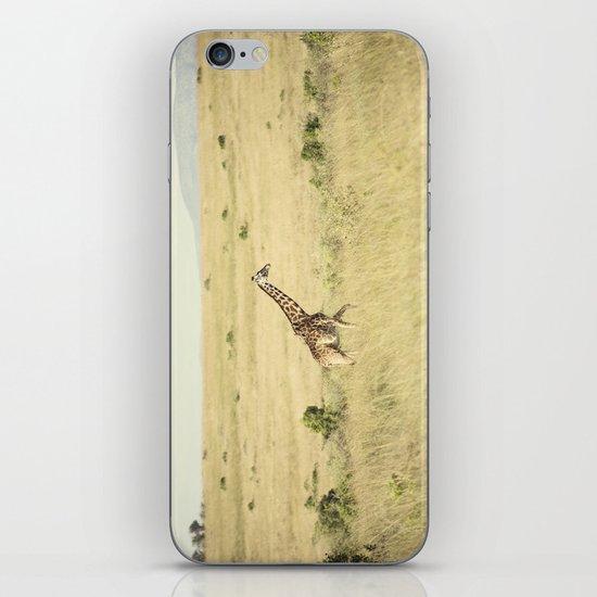 journey::kenya iPhone & iPod Skin