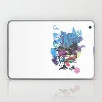 Cash Silk 002 Laptop & iPad Skin