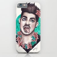 iPhone & iPod Case featuring Miami Bitch by ArtEleanor
