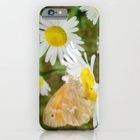 Butterfly :: Rings of Gold iPhone 6 Slim Case