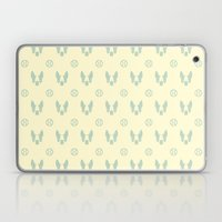 Boston Terrier & ball II. Laptop & iPad Skin