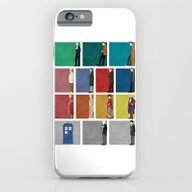 Doctor Who? iPhone 6 Slim Case