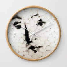 VENUS IN COTTONS Wall Clock