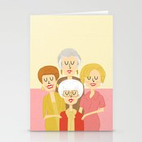 Thank You For Being A Fr… Stationery Cards