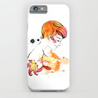 September Girl iPhone 6 Slim Case