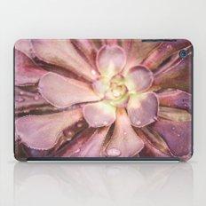 Purple Succulent iPad Case