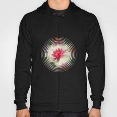 Lotus Flower Pattern Hoody