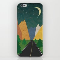 Somewhere Going Nowhere iPhone & iPod Skin