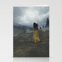 Escape to the Hills  Stationery Cards