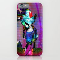 iPhone & iPod Case featuring Mickey M. (1) by echopunk