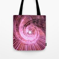 Sand Stone Spiral Stairc… Tote Bag