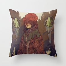 Hidden Gems  Throw Pillow