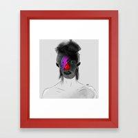 Bowie! Master Of Reinven… Framed Art Print