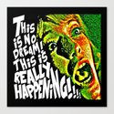 This Is No Dream | Rosemary's Baby Canvas Print