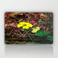 Only when there is sun Laptop & iPad Skin