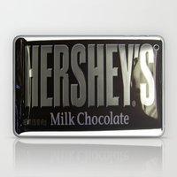 Hershey Bar Laptop & iPad Skin