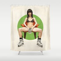 Miss Minnesota Shower Curtain