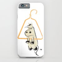 iPhone & iPod Case featuring Hung Like a Horse by David Finley