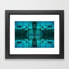Excavacuation 1 Framed Art Print