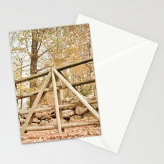 Sticks and Stones Stationery Cards