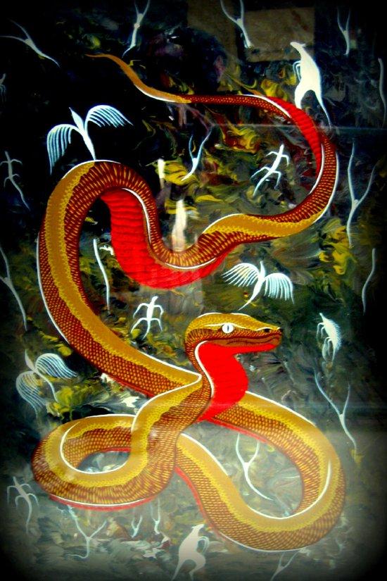 Aboriginal Art #3 Art Print