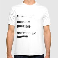 Brukst Mens Fitted Tee White SMALL