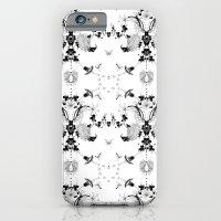 flowers 11 iPhone 6 Slim Case