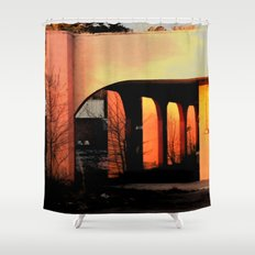 Olde Town Shower Curtain
