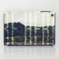 Be Here iPad Case
