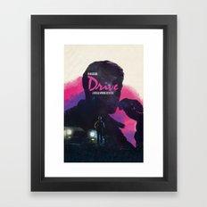 Drive II Framed Art Print