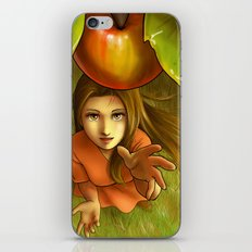 Last apple this summer iPhone & iPod Skin