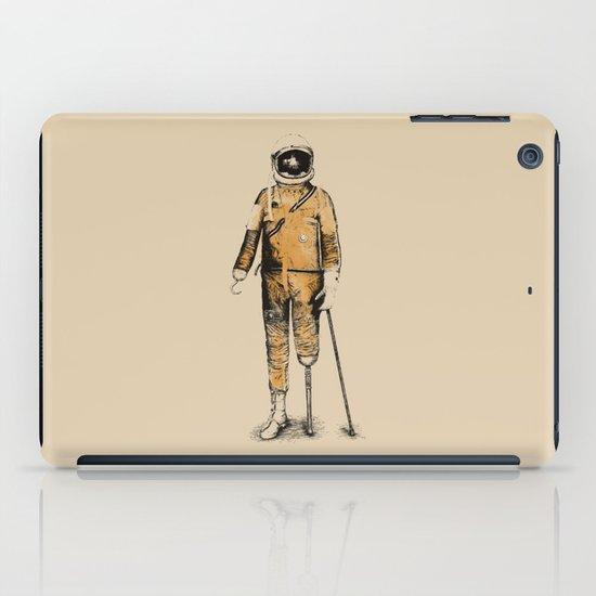 Astropirate (Watercolors) iPad Case