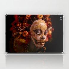 Pumpkin Harvest Muertita Detail Laptop & iPad Skin
