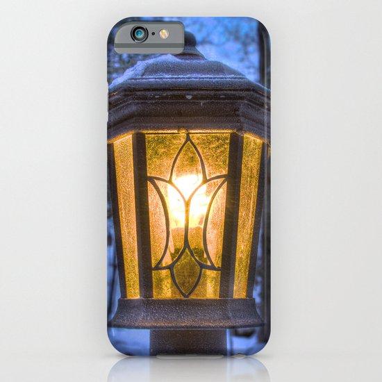 Frozen Lantern iPhone & iPod Case