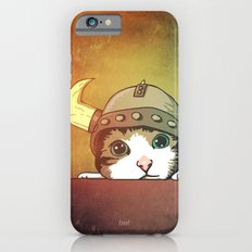 Viking Kitty iPhone 6s Slim Case