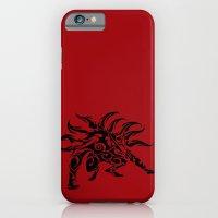 iPhone & iPod Case featuring Kurama Tribal by Kimberly Castello