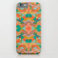 Aztek Pattern iPhone 6 Slim Case