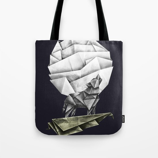 Wolfpaper Tote Bag