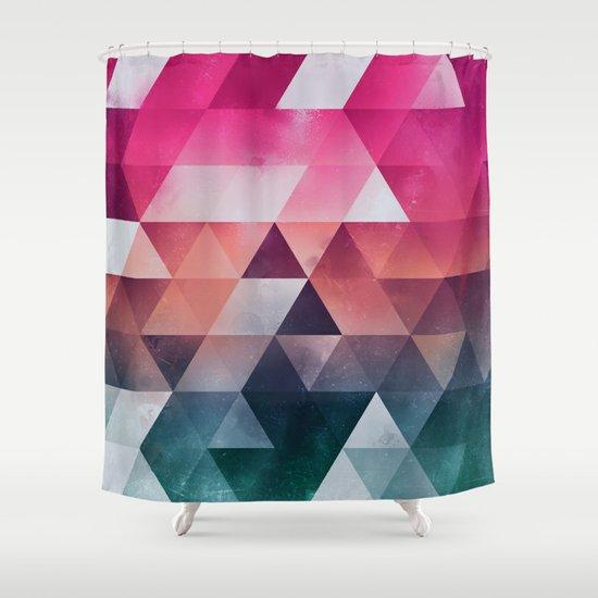 ryzylvv Shower Curtain