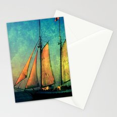 Fullview of The America in Key West FL Stationery Cards