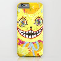 Cheshire Cat iPhone 6 Slim Case
