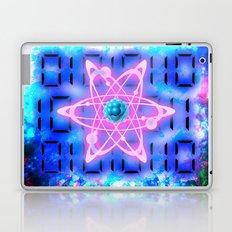 digital atom Laptop & iPad Skin