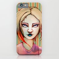 Pale Girl iPhone 6 Slim Case