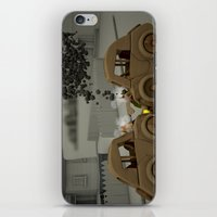Car Crash iPhone & iPod Skin