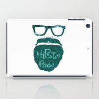 Hipster Pride iPad Case