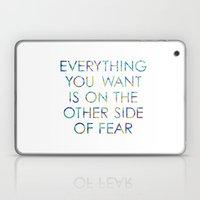 Everything You Want Laptop & iPad Skin