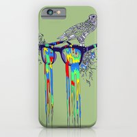 iPhone & iPod Case featuring Technicolor Vision by Kyle Naylor