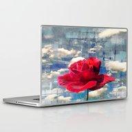 Autumn Rose Laptop & iPad Skin