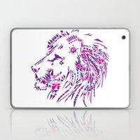 Aztec Lion Laptop & iPad Skin